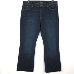 Micheal Kors denim blue jeans size 12